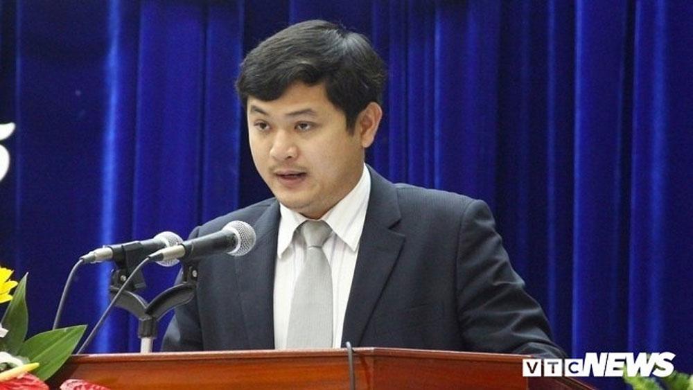 Miễn nhiệm chức danh đại biểu HĐND tỉnh Quảng Nam với ông Lê Phước Hoài Bảo